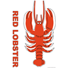 Logo Red Lobster Divers