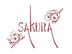Sakura Budo logo print