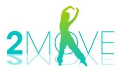 2 MOVE logo print