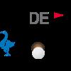Logo Focus op Golf