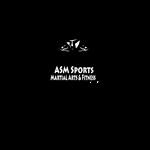 Logo ASM Sports - Martial Arts en Fitness