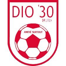 DIO '30' logo print