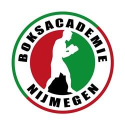 Boks Academie Nijmegen logo print