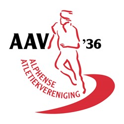 Alphense Atletiekvereniging (AAV'36) logo print