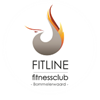 Logo Fitline Fitnessclub & Squash
