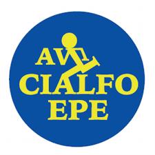 AV Cialfo logo print