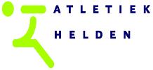 Atletiek Helden logo print