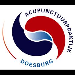 Acupunctuurpraktijk Doesburg logo print