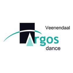 Argos-dance logo print