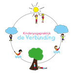 Logo Kinderyogapraktijk De Verbinding