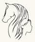 Logo Natural Horse Sense