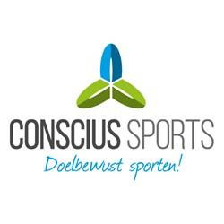 Consius sport logo print