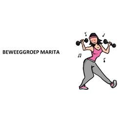 Beweeggroep Marita logo print