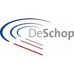 Sportcomplex De Schop logo print