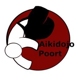 Aikidojo Poort logo print