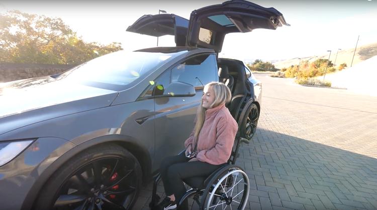 De droomauto als je in een rolstoel zit afbeelding nieuwsbericht