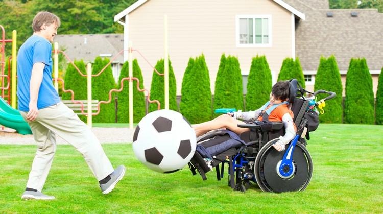 Sporten met een ernstige meervoudige beperking? afbeelding nieuwsbericht