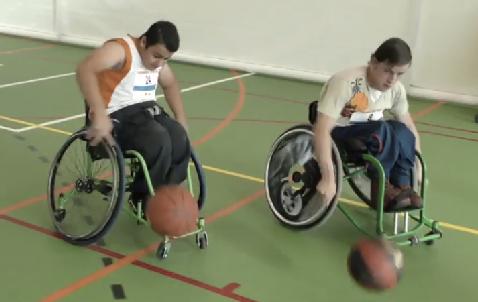 Dit is pas cool: denk je gewoon leuk wat sporten uit te proberen, word je ineens gescout als talent! Misschien gebeurt jou dat ook wel 15 oktober op de Paralympische Talentdag. afbeelding nieuwsbericht