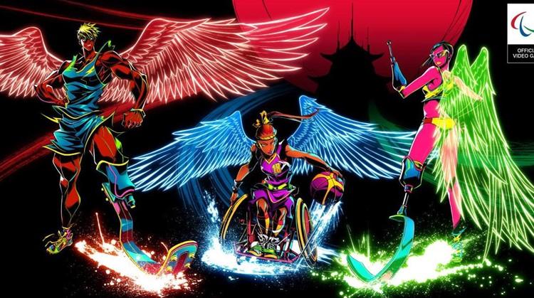 Paralympische videogame in de maak afbeelding nieuwsbericht