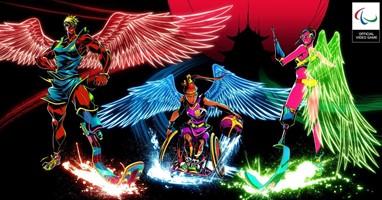 Afbeelding Paralympische videogame in de maak
