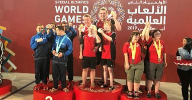 Afbeelding Nieuwsoverzicht: Special Olympics & WK Paracycling