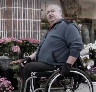 Lopend het ziekenhuis in, met een rolstoel er weer uit. Hoe ga je dan verder? afbeelding nieuwsbericht