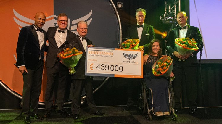 439.000 euro opgehaald voor gehandicaptensport! afbeelding nieuwsbericht