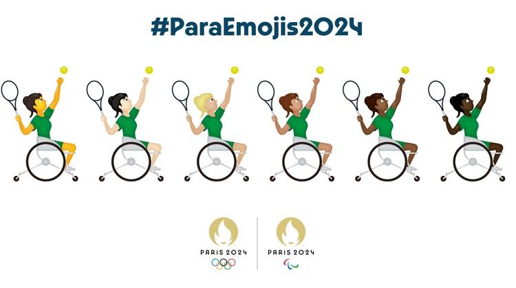 Spelen Parijs2024 wil meer para-sport emoji's afbeelding nieuwsbericht