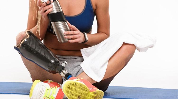 4 tips om grenzeloos met je prothese te gaan sporten! afbeelding nieuwsbericht