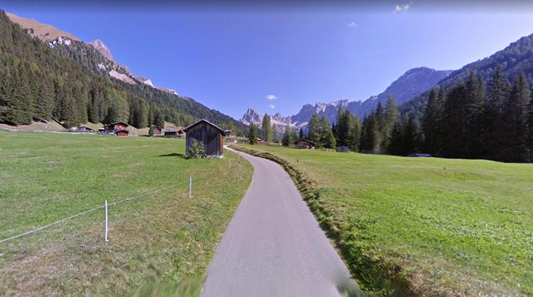 Vakantietip: geniet van dit uitzicht in de Dolomieten vanuit je rolstoel  afbeelding nieuwsbericht