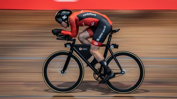 Tristan kan zelfstandig fietsen dankzij 5G afbeelding nieuwsbericht