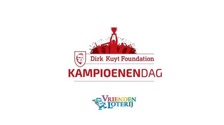 Dirk Kuyt Foundation Kampioenendag afbeelding nieuwsbericht