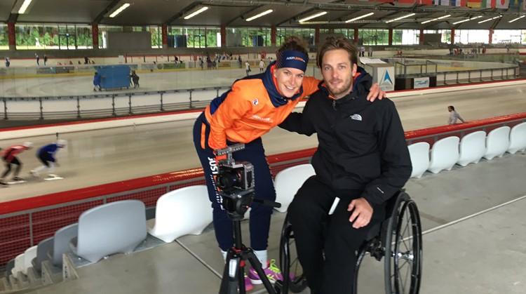 """Christijn: """"rolstoeltennis geeft mij nu energie"""" afbeelding nieuwsbericht"""