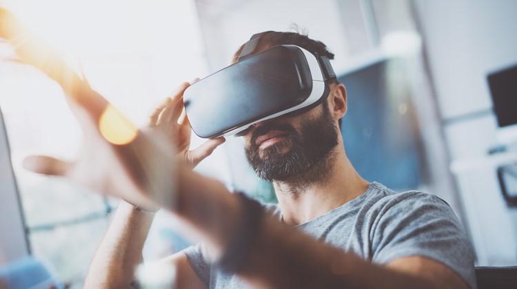 Met een virtual reality bril kun je fantoompijn verminderen afbeelding nieuwsbericht