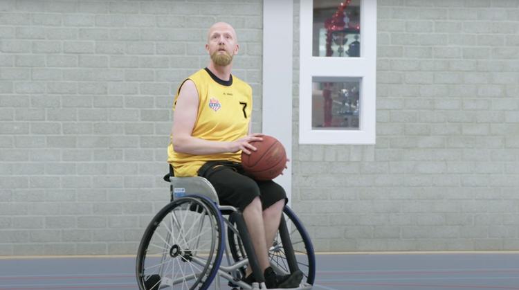 Hoe Mark zijn passie voor rolstoelbasketbal vond afbeelding nieuwsbericht