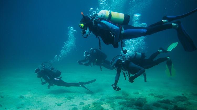 Voel je gewichtloos onderwater en vergeet je beperking met duiken afbeelding nieuwsbericht