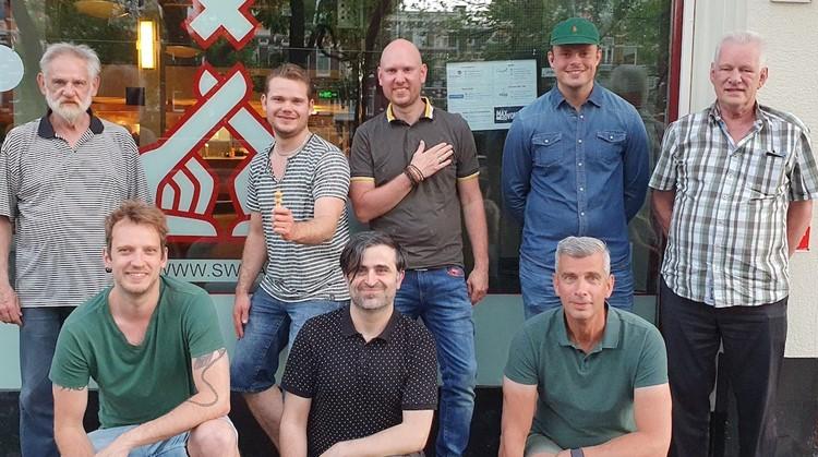 Dove schakers voelen zich thuis bij TOG afbeelding nieuwsbericht
