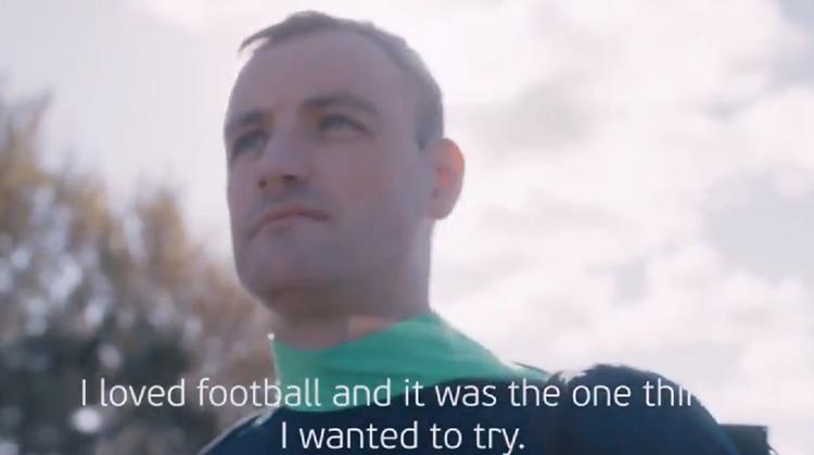 CP-voetballer Gary denkt niet in beperkingen afbeelding nieuwsbericht