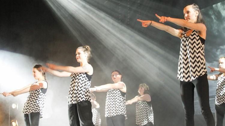 G-Dance groep Sylcdance zoekt nieuwe leden afbeelding nieuwsbericht