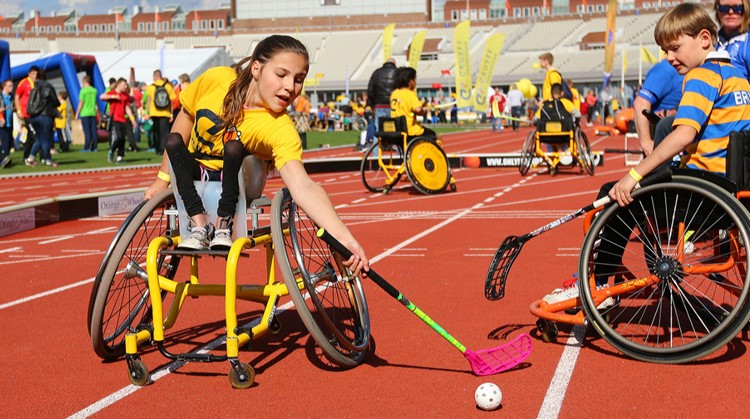Johan Cruyff Foundation: kinderen vooruit brengen door sport en bewegen afbeelding nieuwsbericht