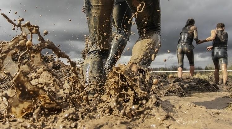 Niks moet, alles mag bij speciale Mud Run afbeelding nieuwsbericht