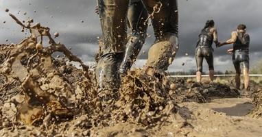 Afbeelding Niks moet, alles mag bij speciale Mud Run