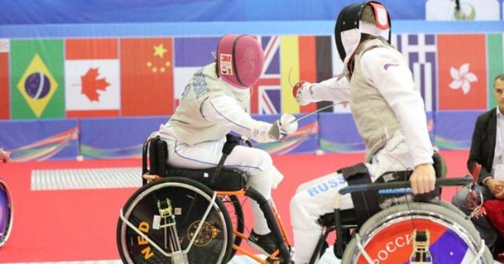 PSV Schermen is gestart met rolstoelschermen! afbeelding nieuwsbericht