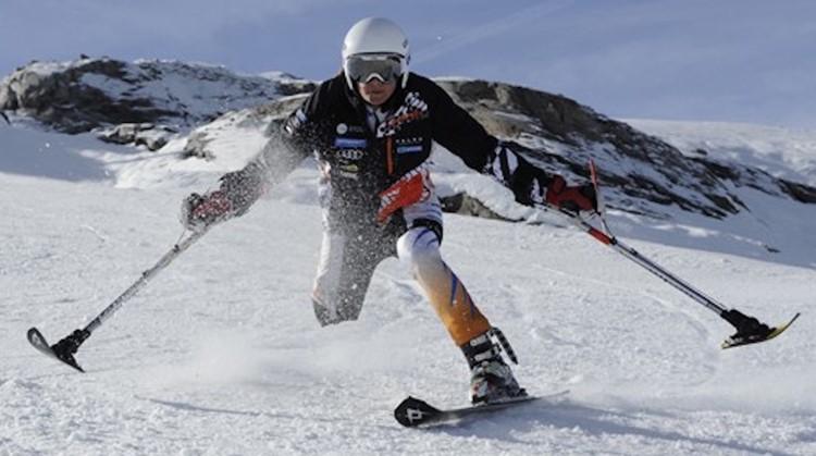 Aangepast skiën? Dat kan gewoon in Nederland! afbeelding nieuwsbericht