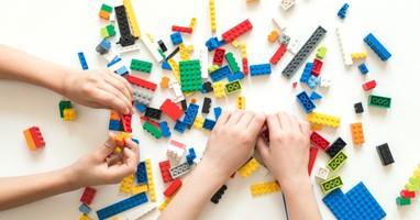 Afbeelding LEGO voor kinderen met visuele beperking