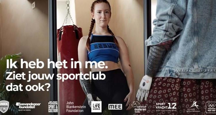 Hoe inclusief is jouw sportclub? Doe de check! afbeelding nieuwsbericht