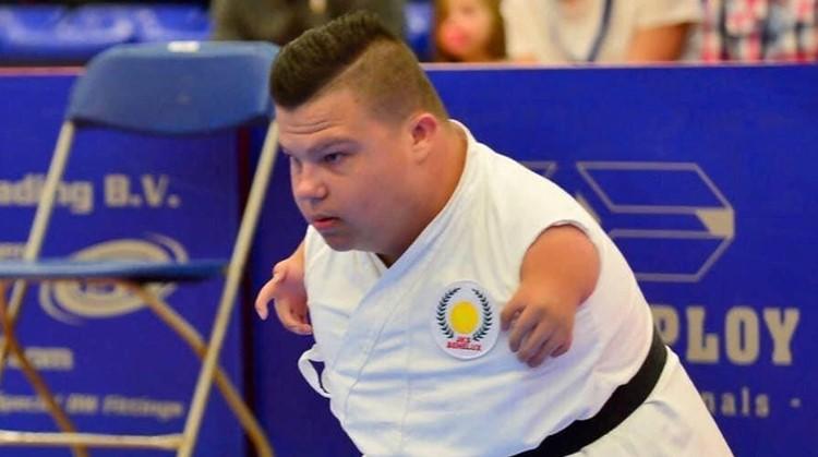 """Dave Kengen: """"Karate heeft mijn leven veranderd"""" afbeelding nieuwsbericht"""