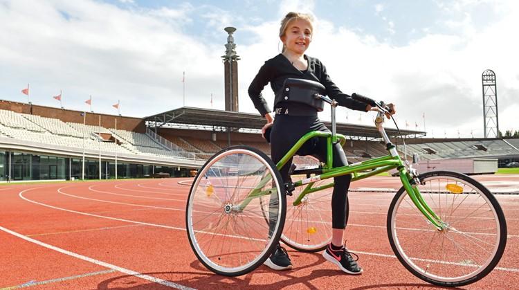 """""""Sport geeft mij energie om te leven"""" afbeelding nieuwsbericht"""