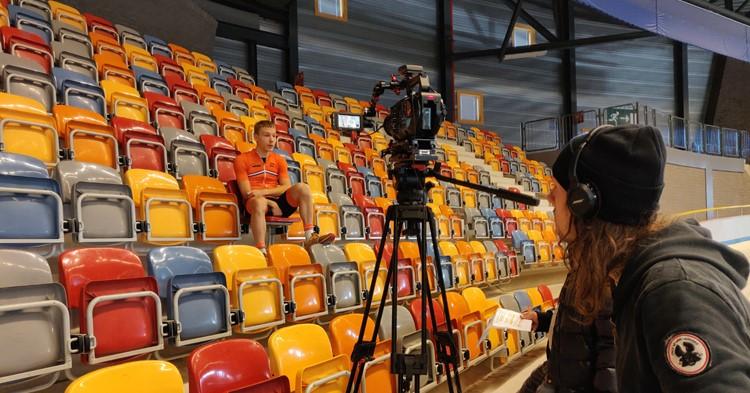 Exclusief kijkje achter de schermen bij de promo voor het WK para-cycling! afbeelding nieuwsbericht