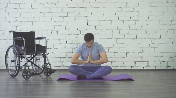 Actief ontspannen met yoga afbeelding nieuwsbericht